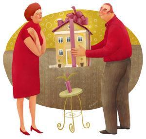Налог на дарение. Платится ли налог с дарственной на квартиру