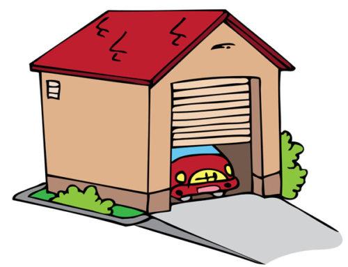 НДФЛ при продаже гаража и налоговый вычет при покупке