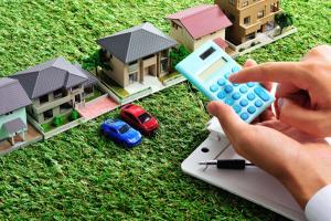 Налоговый вычет при покупке участка с домом