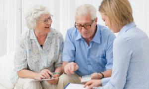 Кредиты сбербанка без поручителей для пенсионеров