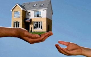 момент возникновения права собственности