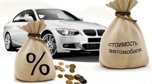 Возврат 13 процентов с покупки автомобиля